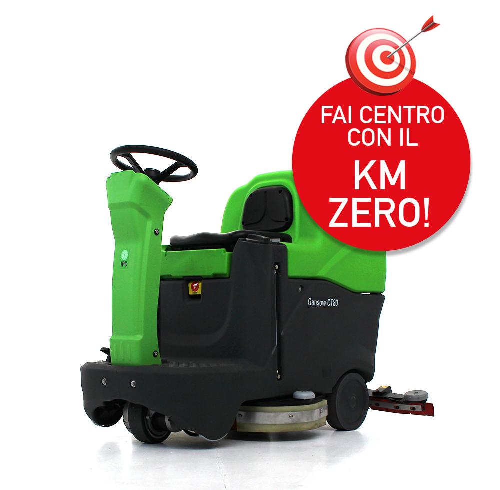 Lavapavimenti usata ct80 bt70 km zero pulimacchine for Lavasciuga compatta